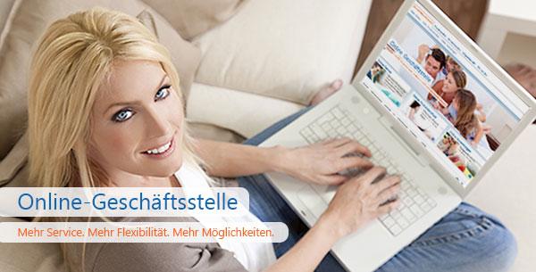 Unsere neue Online-Geschäftsstelle